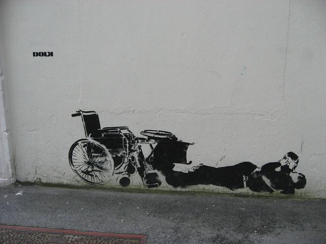 Wheelchair lovers (2)