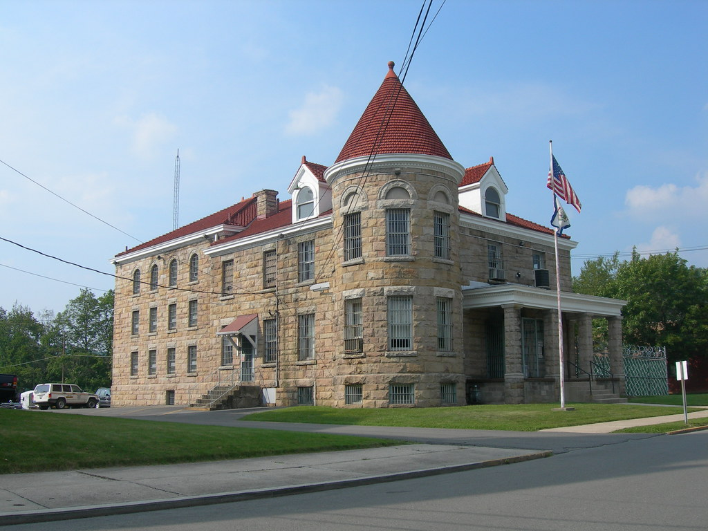 Historic Randolph County Jail | Elkins, West Virginia Probab