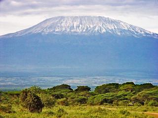Mt Kilimanjaro 1   by Tambako the Jaguar