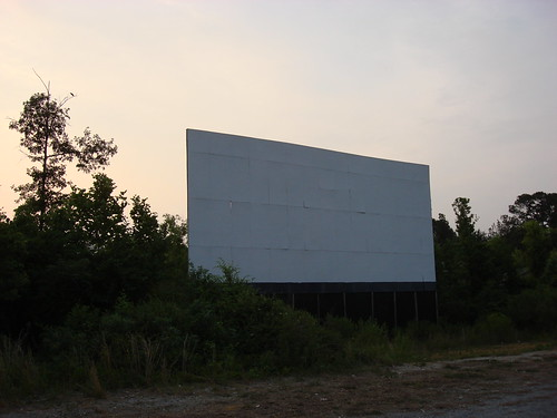 Drive-In Screen, Argo Alabama | by Deep Fried Kudzu