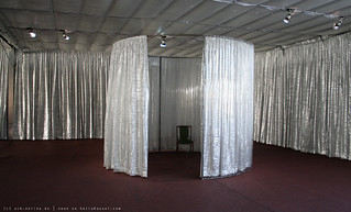 documenta 12 | room for discussion with Shooshie Sulaiman / Emotional Library  | Aue-Pavillon | by A-C-K