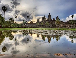 The Timelessness of Angkor Wat | by Trey Ratcliff