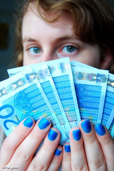 La femme d'argent