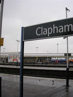 (your) WELCOME TO CLAPHAM JUNCTION | by Elsie esq.