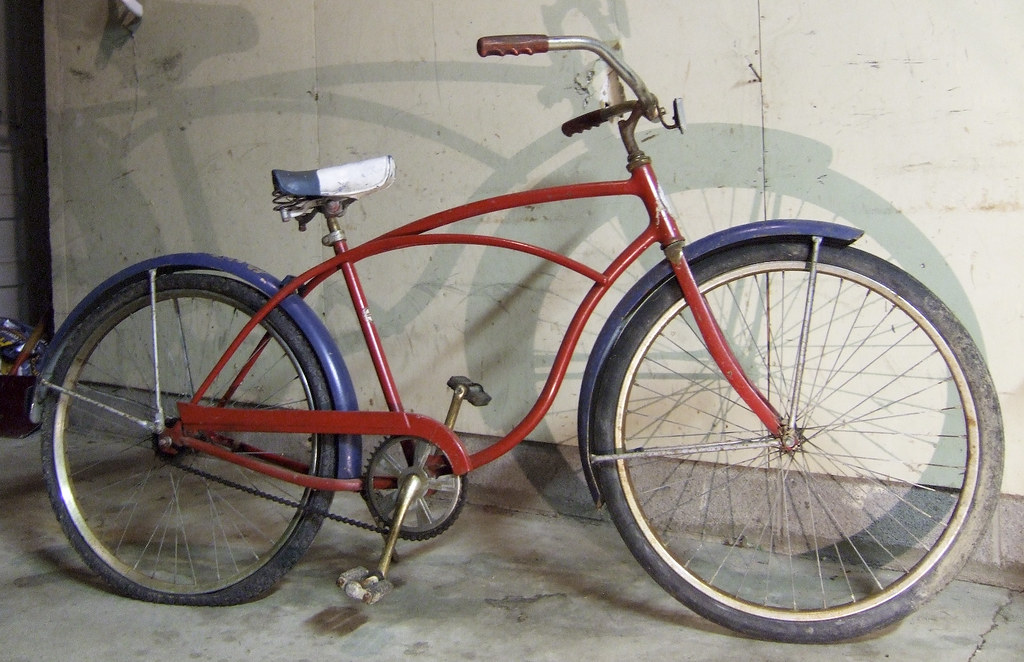 1969 Schwinn Cruiser   I purchased a lot of 7½ bicycles on E