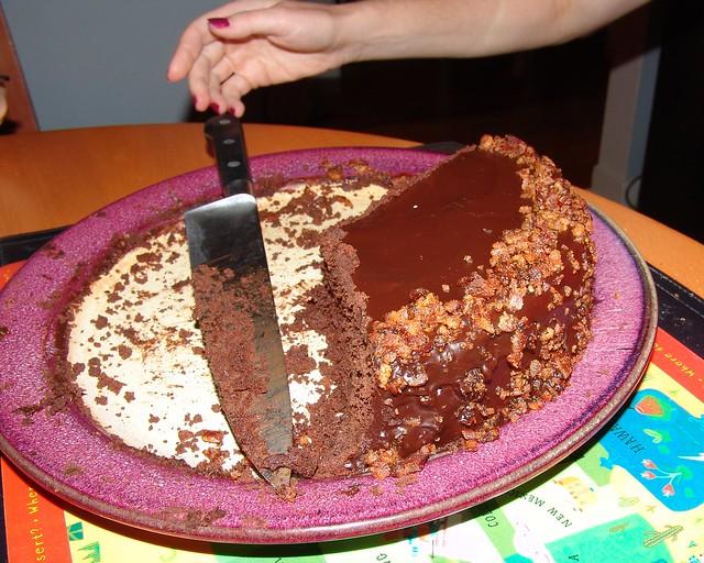Bacon Cake!