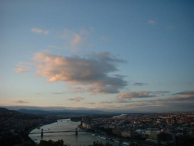 Budapest Cloud
