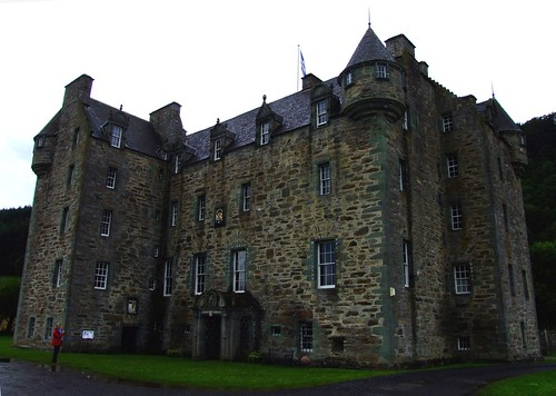 Castle Menzies by Aberfeldy | by nz_willowherb