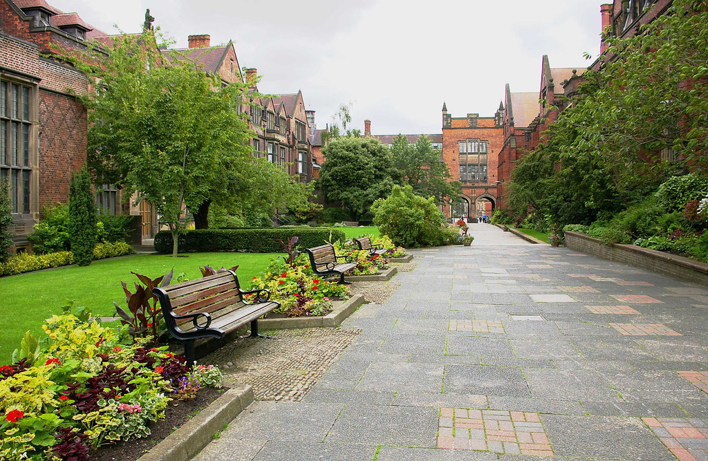 Armstrong quad, Newcastle University