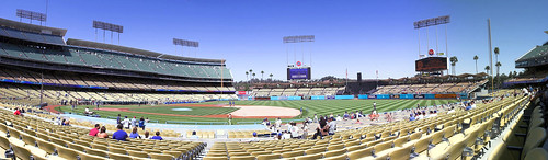 dodgers stadium | by woolennium
