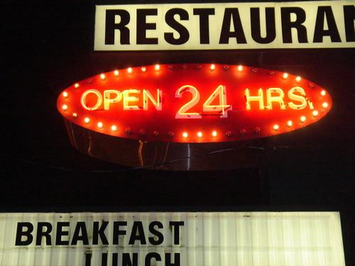 The 5 Best Atlanta Restaurants That Are Open 24 Hours