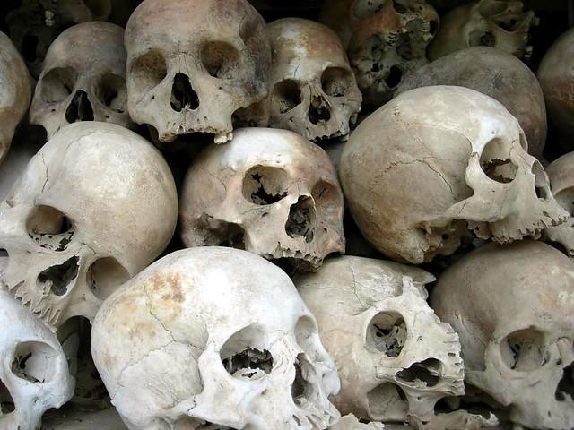 Genocide Phnom Penh