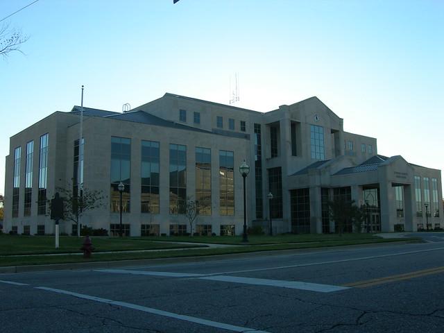 Etowah County Court House