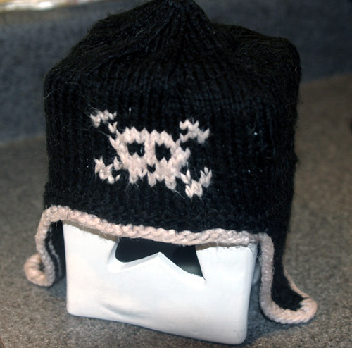 Yet Another Pirate Hat   by lille*hjem