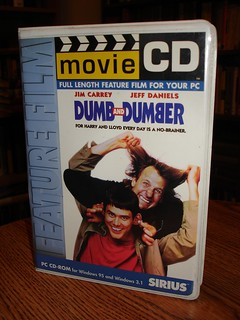 Dumb and Dumber Movie CD (1) | Michael Sauers | Flickr