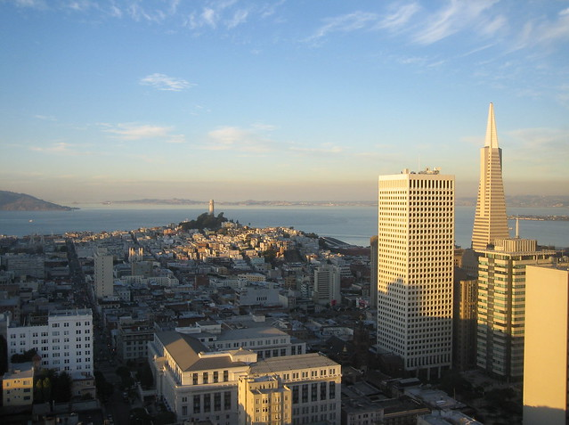 SF from the bar at the Grand Hyatt 4