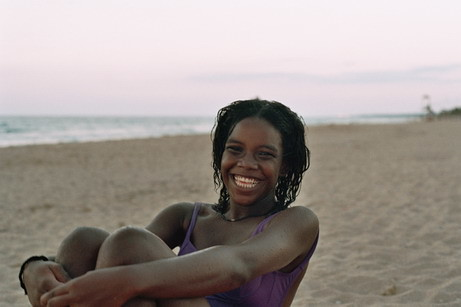 Mulata a les platges d'Oriente - l'Havana