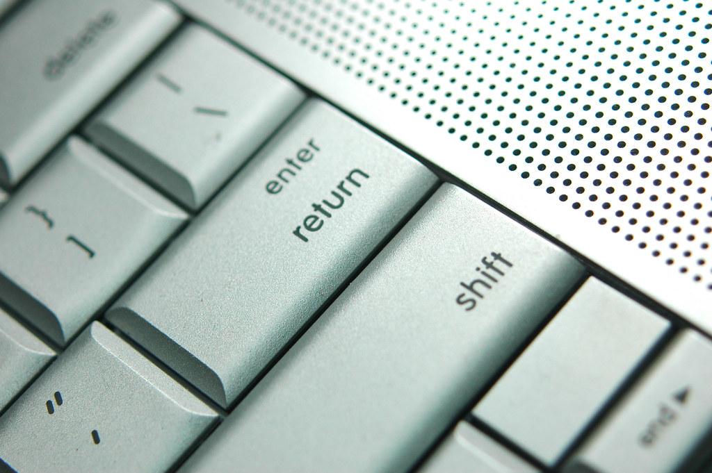 Macbook Pro Keyboard by visualdensity