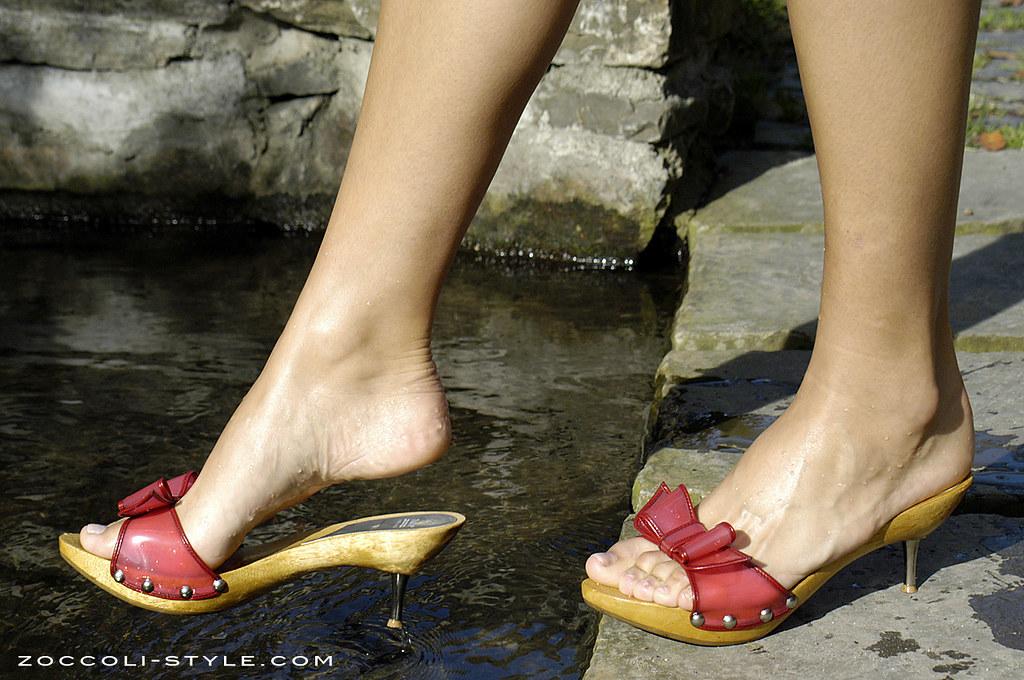 Style zoccoli Zoccoli da
