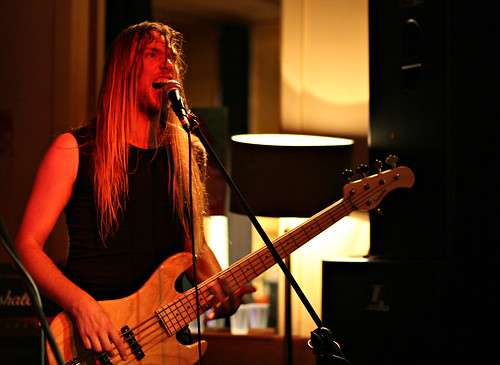 Ben on Bass