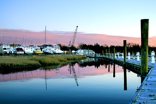 pink sunset reflection pier newjersey nj capemaypoint capemay capemaycounty capemayx wowiekazowie