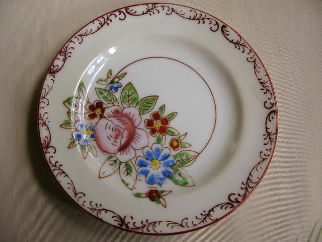 Little Japanese Plate