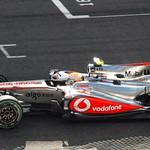 Formula One: Japanese Grand Prix 2010 - Lewis Hamilton