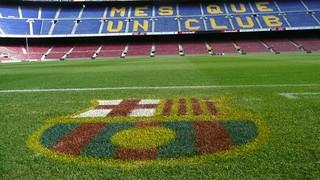 Camp Nou, cesped | by TheFutureIsUnwritten