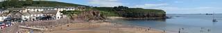 Dunmore East - Panorámica de la playa | by bea & txm & alan