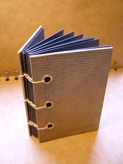 little eyelet book
