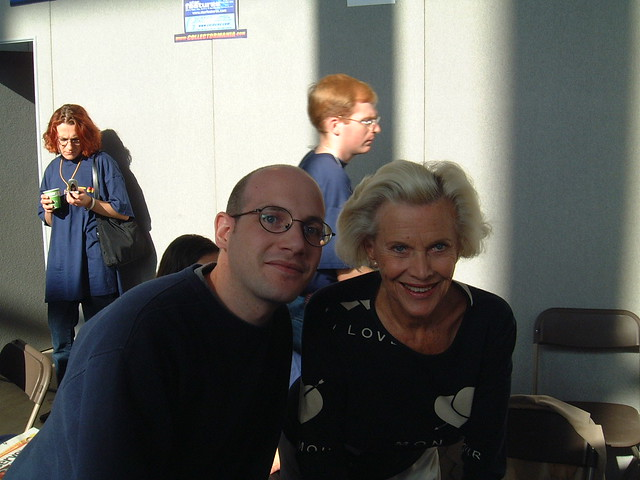 Honor Blackman | Rob Young | Flickr