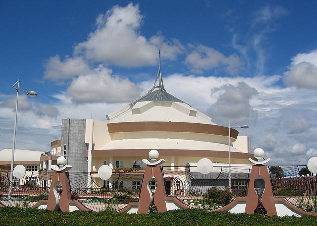 tanzanian parliament building
