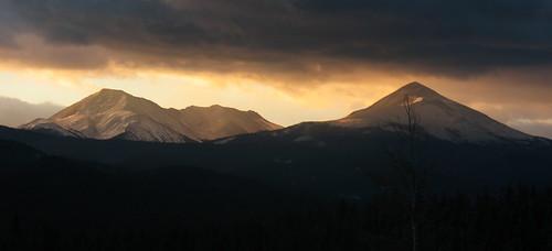 usa mountain colorado rockymountains valinor silverthorne tenmilerange wildernest galushchak