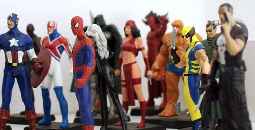 marvel's heroes | by thewhitestdogalive