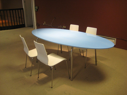 conference-table | by bedzine