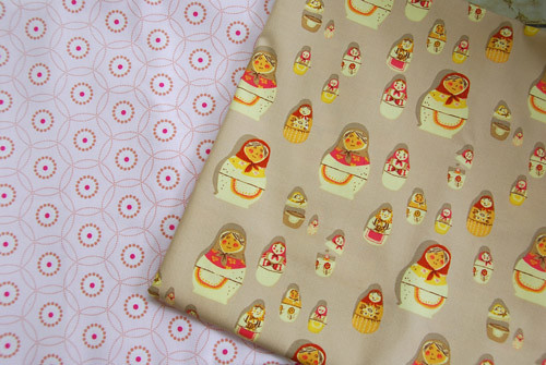 from Alewives Fabrics | by SouleMama