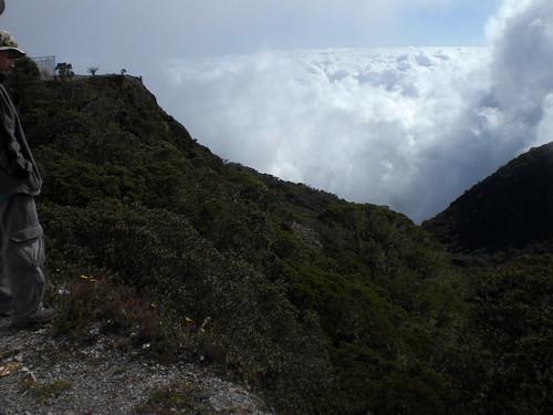 geotagged volcano hiking vulcan boquete panama chiriqui vulcanbaru geo:lat=8807206 geo:lon=82541018