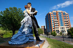 Seward Johnson Sculpture Walking Tour - Albany, NY - 10, Jun - 32 by sebastien.barre
