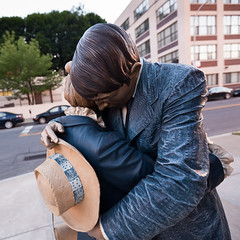 Seward Johnson Sculpture Walking Tour - Albany, NY - 10, Jun - 31 by sebastien.barre