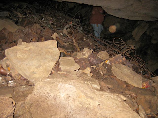 Jonathan Thurman, Copeland Cave, Cookeville, TN