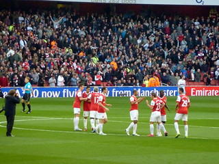 Arsenal vs West Ham | by wonker