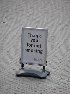 Non smoking UK | by Szilveszter Farkas