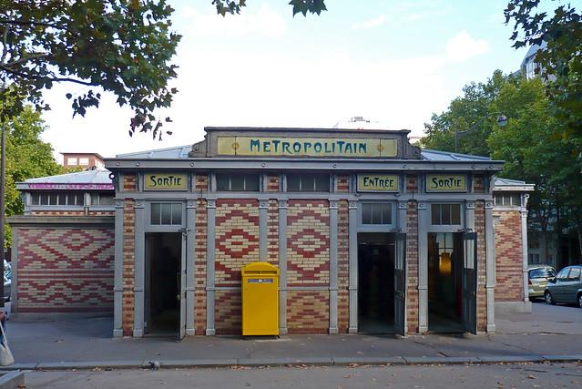 19 septembre 2007 Paris Métro Saint-Jacques (1)