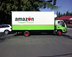 Amazon Fresh Truck? | by Jeff Sandquist