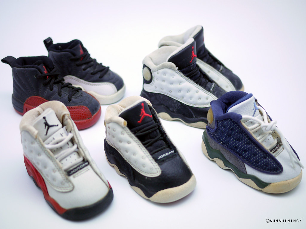 Sunshining7 Nike Air Jordan Baby Shoes Original | Flickr