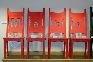 Make chairs | by niallkennedy