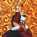 Odissi dancer by Radhikita