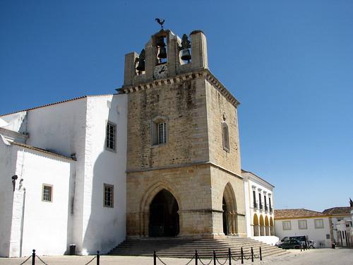 Largo da Se cathedral, Faro - The Algarve, Portugal | by Glen Bowman