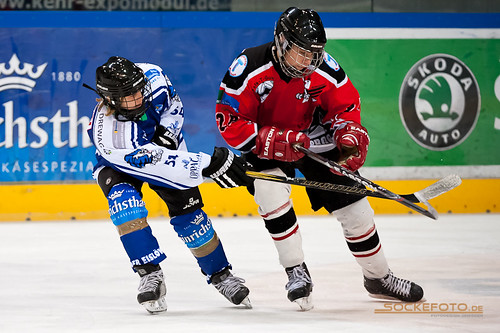 Schüler Bundesliga Eishockey