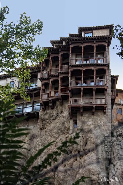 05 Casas colgantes de Cuenca